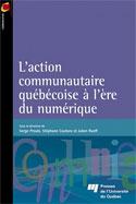 Livre L'action communautaire québécoise à l'ère du numérique